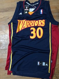 Warriors Steph Curry jersey. Large. Brand new with tags Newark, 94560