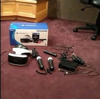 PsVR Skyrim Bundle in Like New Condition! Leesburg, 20176