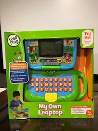 Kids leap frog laptop Brand New Sterling Heights, 48312
