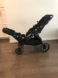 Baby Jogger City Select LUX Double Stroller FAIRFAX
