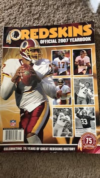 Washington Redskin Alexandria, 22303