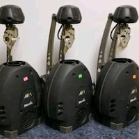 3 Martin MX-1 scanner DJ lights Brampton, L6S 2R9