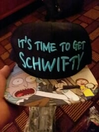 Rick and morty hat  Englewood, 80112