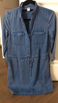 Blue denim dress Hamilton