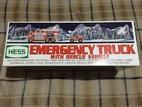 Hess 2005 emergency truck with rescue vehicle Lachine, H8S 3B2