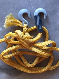 16 ft tow rope with hooks Edmonton, T5Z 0A6