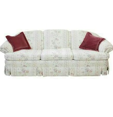 gray fabricd couch