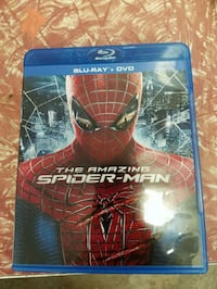 Spider-Man 2 DVD case Joplin, 64801