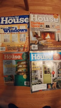 This Old House magazines