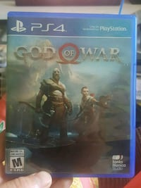 PS4 God of War Hamilton, L8P 4V3