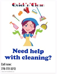 House/ office cleaning Burnaby
