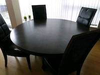 Dining Table with Chairs Burnaby, V5A
