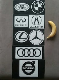 vinyl automotive stickers