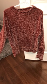 SOFT PINK SWEATER FROM M BOUTIQUE Vaughan, L0J 4E4