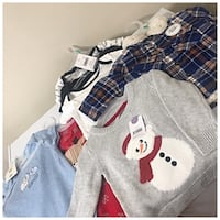 3-6 months old baby cloths Mississauga, L5B
