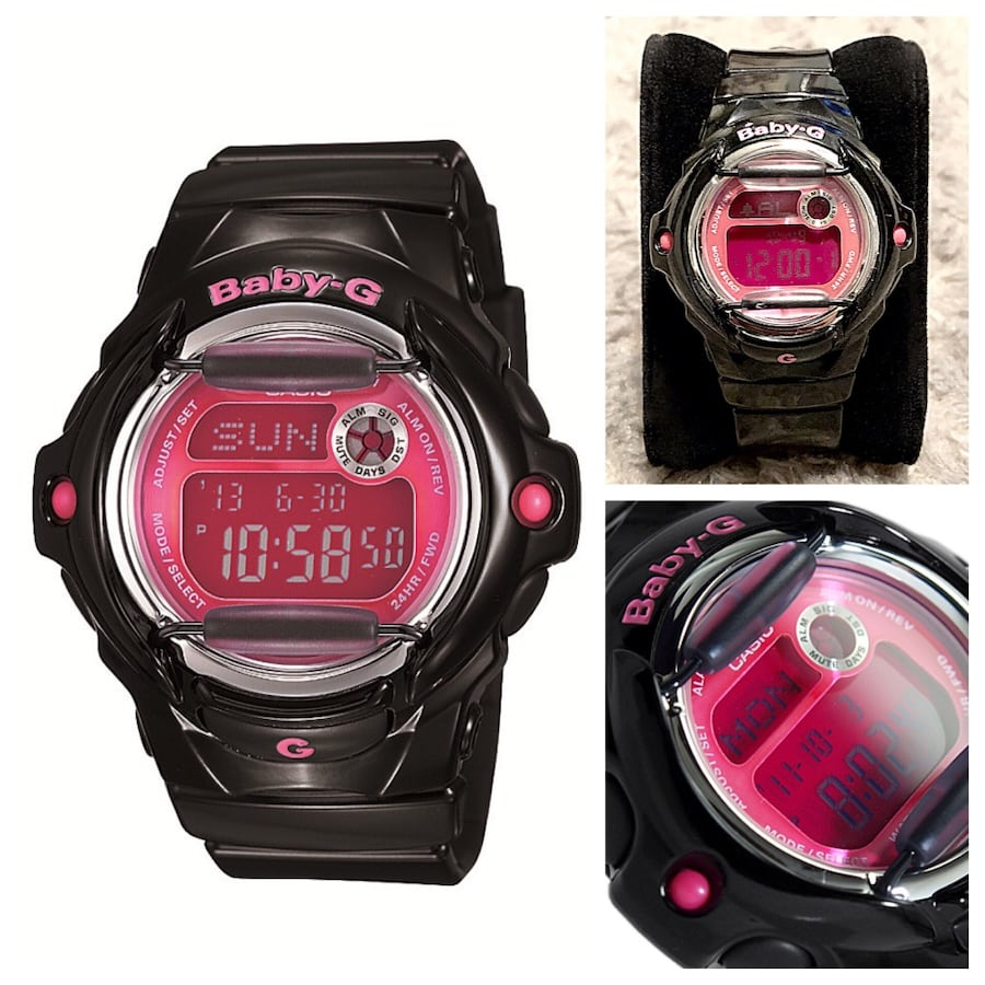 Women's Baby-G Shock paid $138 Like new! Purchase at Urban Outfitters