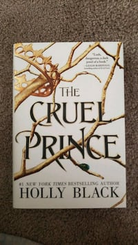 The Cruel Prince by Holly Black Bowie, 20715