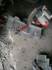 gray and red miter saw Richmond, 94801