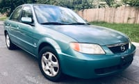 2001 Emerald Green Mazda Protege Friendship Heights