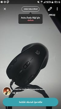 schwarz g schnurren gaming mouse screenshot