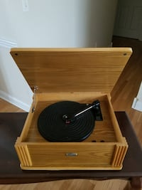 Record player Somerset, 42503