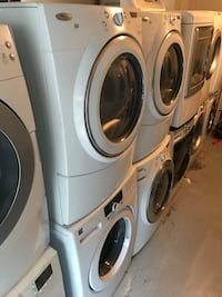 Whirlpool dryer and LG washer with a 90 day Warranty  Jonesboro, 30236