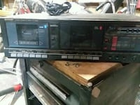 sharp Streep cassette  deck th w800 Salt Lake City, 84120