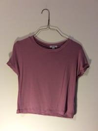 purple scoop-neck shirt Richmond Hill, L4S 2T6