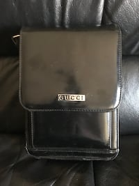 black leather bi-fold wallet Edmonton, T5X 6B7