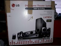 lg dvd home theater system box Seattle, 98199