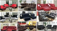 assorted color living room set Beltsville, 20705