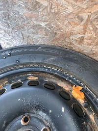 215/65/R16 Continental winter tires Guelph, N1E 6S6