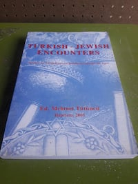 TURKISH JEWISH ENCOUNTERS / STUDIES ON TURKISH  Ankara, 06190