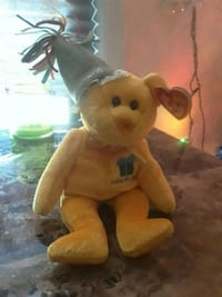 Beanie baby collectables
