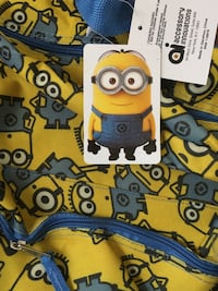 Minion Backpack and accessories Germantown, 20876