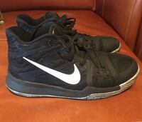 Pair of black nike basketball shoes Nashville, 37080