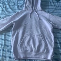 """Supreme """"illegal business controls America"""" hoodie"""