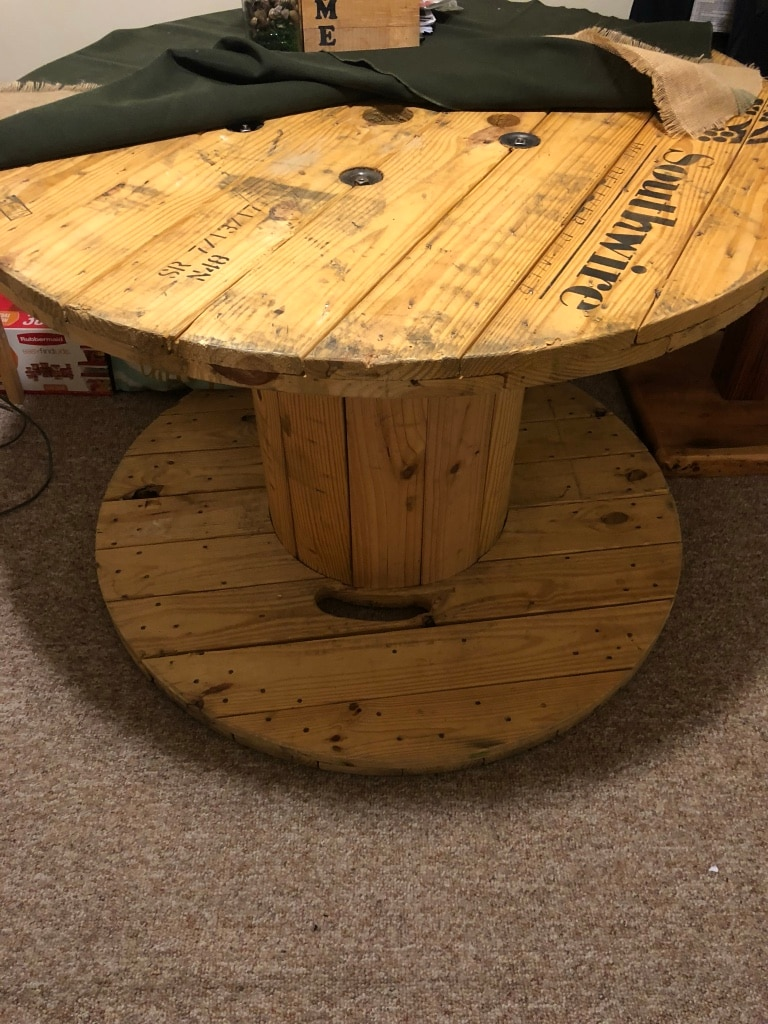 used extra large spool for sale in park ridge letgo rh gb letgo com