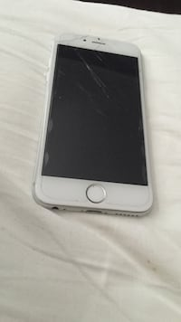 Silver iphone 6 64GB Stockholm, 127 33
