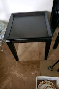 New black table only 1..price firm Las Vegas, 89156