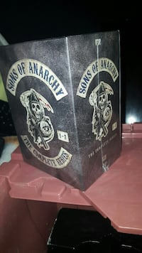 SONS OF ANARCHY - The Complete Series
