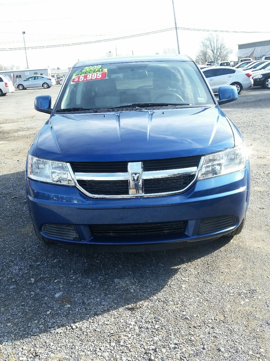Used Dodge Journey >> Used Dodge - Journey -SXT/ 2009 NO RUST in Cicero