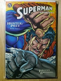 Superman Doomsday Hunter/Prey 3 Upper Marlboro, 20774
