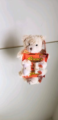 Brand new teddy bear with candy Oxon Hill, 20745
