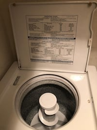 Apartment dryer and washer