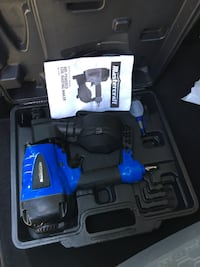 power Roofing nail gun  null