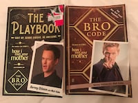 2 Books from How I Met Your Mother Sitcom Welland
