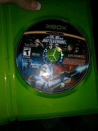 Xbox 360 Star Wars Battlefront game disc Indianapolis, 46218