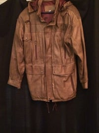 Men's leather jacket  Guelph, N1G
