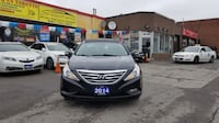 2014 HYUNDAI SONATA LIMITED 2.0T (NO HST & LICENCING) WITH ONLY 143 K Toronto
